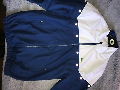 £50 • Buy Mint Condition Mens Lacoste Tracksuit Top Size Small