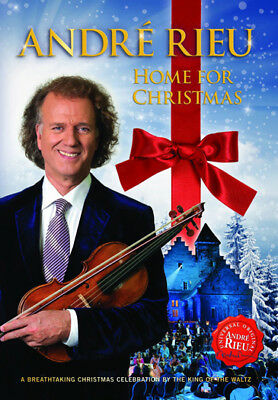 £14.99 • Buy Andre Rieu Home For Christmas Dvd New Region 0