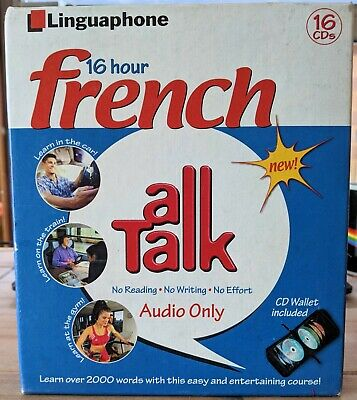 £25 • Buy Linguaphone All Talk 16 Hour French