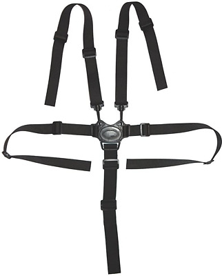 £13.06 • Buy Universal Baby 5 Point Safety Harness Belt For Stroller High Chair Pram Buggy