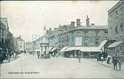 £5.60 • Buy Chelmsford High Street Essex Posted 1904 Photochrom Printed Card