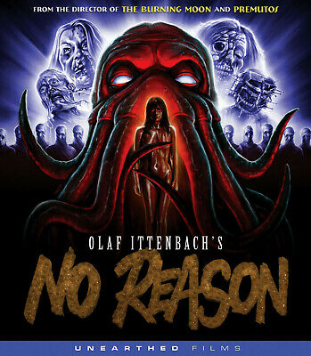 £25.50 • Buy No Reason Blu-Ray Unearthed Films Olaf Ittenbach 2010 German Indie Horror