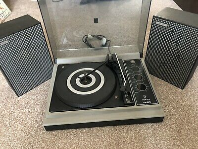 £14.95 • Buy Fidelity UA10S Turntable Record Player With Speakers