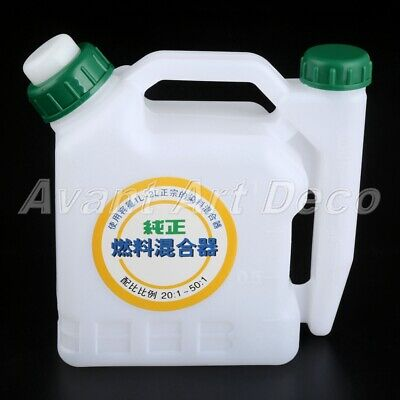 £6.79 • Buy Chainsaw Gasoline Fuel Mixing Bottle Spare Parts 1.0L 25:1/50:1/40:1/20:1 1Pc