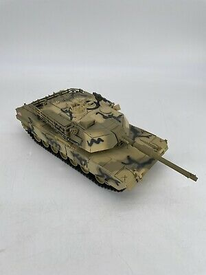 $76.49 • Buy 2003 Forces Of Valor Unimax 1:32 US M1A1 Abrams Diecast Tank Iraq Military