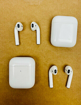 $ CDN52.65 • Buy Apple AirPods 2nd Generation ⚡ Right, Left Or Charging Case Box Replacement Only