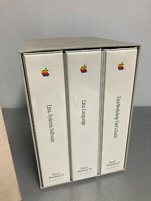 £35448.65 • Buy Apple Lisa Pascal Workshop 3.0 NEW FACTORY SEALED. VERY RARE
