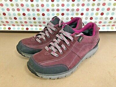 £39.99 • Buy Clarks Active Wave Walk Gore-tex Womens Trainers Size Uk 8