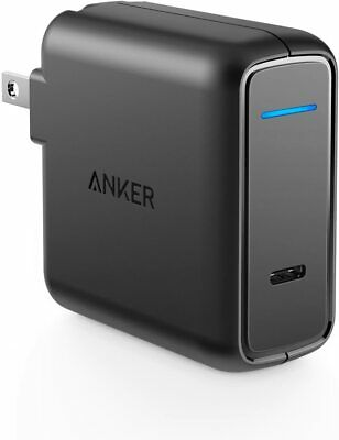 AU35.30 • Buy Anker USB C Charger 30W W/ Power Delivery PowerPort PD 30 Black Apple Samsung