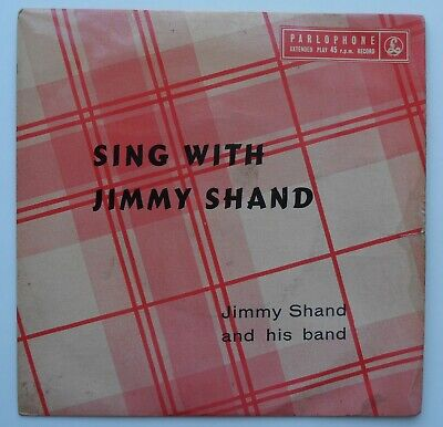 £2.39 • Buy Sing With Jimmy Shand EP