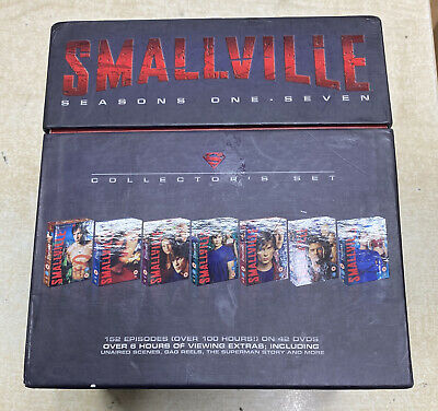 £19.99 • Buy Smallville - Season 1-7 [DVD] Damage To Outer Box See Pictures