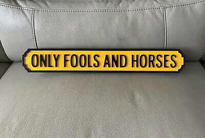 £19.99 • Buy Only Fools And Horses Sign