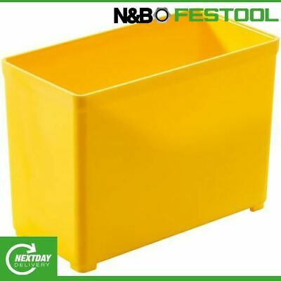 £13.76 • Buy Festool Plastic Containers Box 49x98/6 SYS1 TL 498039