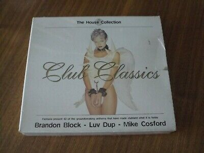 £8 • Buy V/A: 'The House Collection - Club Classics' 3cd Set (new)