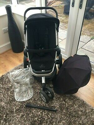 £65 • Buy Quinny Buzz 3 In 1 Travel System Pushchair