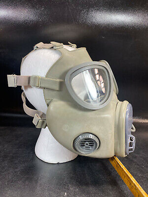 $26.95 • Buy Czech M10M Gas Mask Chemical Nuclear Biological Drinking Straw