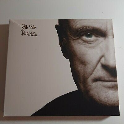 £6.02 • Buy Phil Collins Both Sides (AudioCD)  Pappcover
