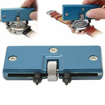 £2.69 • Buy Adjustable Watch Repair Tool Kit Back Case Opener Cover Remover Screw Wrench UK