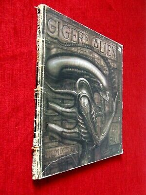 £49.99 • Buy  Giger's Alien - H.R. Giger - Big O Publishing - 1979 First Edition - Rare