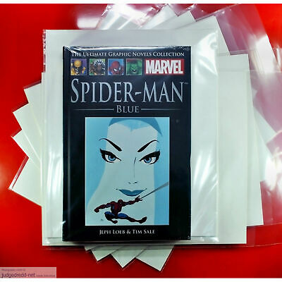 £11 • Buy Magazine, Book, Comic & Graphic Novel Bags / Sleeves Only For Collections X 25