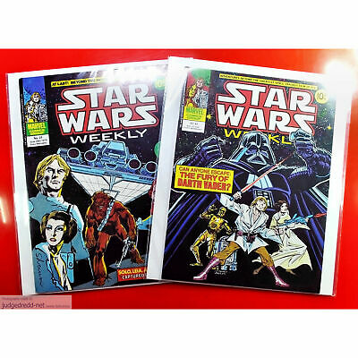 £19.98 • Buy Star Wars Comic Bags / Sleeves Only - For Comic Book Issue Fan Collections X 100