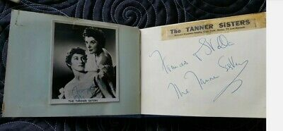 £185 • Buy AUTOGRAPH BOOK. See Description And Photos. Free UK Postage.