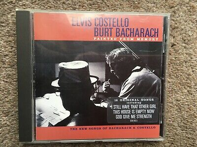 £3.49 • Buy Elvis Costello/burt Bacharach - Painted From Memory Cd 100% Seller