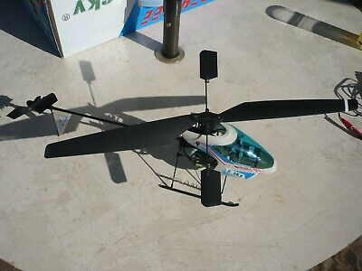 £55 • Buy RC Model Helicopter, Electric Esky Honey Bee 35MHz