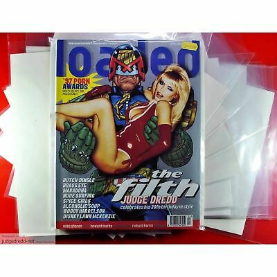 £10.62 • Buy Magazine Comic And  Bags-Sleeves And Boards For Collectors & Sales X10