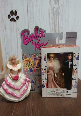 $89.84 • Buy Authentic Barbie Ken Keychain Macintosh With Meal Toy Free Shipping No.6358