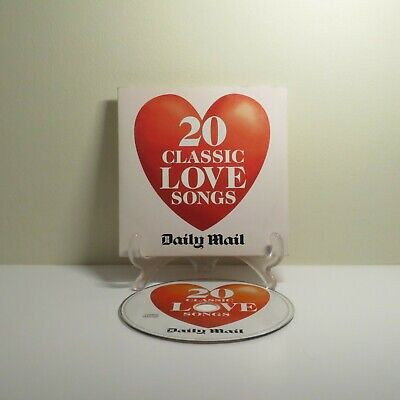 £2.79 • Buy 20 CLASSIC LOVE SONGS<>PROMO CD From The DAILY MAIL Newspaper