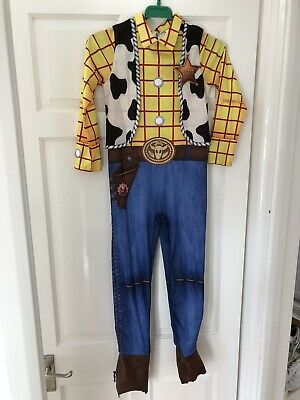 £10 • Buy Boys George Woody Fancy Dress Costume/outfit Age 7-8 Years