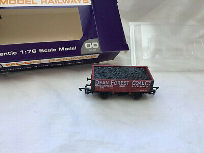 £24.99 • Buy Dapol 00 ' Dean Forrest Coal Co ' 5 Plank Wagon - Boxed - Limited Edition