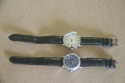 £26 • Buy 2 X Mens Rotary Wrist Watches Inc One Limited Edition 168/500 Model No 3ATM