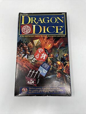 AU46.76 • Buy DRAGON DICE STARTER SET ~ Unused ~ D&D Dice Game By TSR