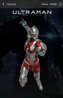 $399.99 • Buy Ultraman NFT #2508/9500 (Common) Veve SOLD OUT   Series 1 Digital Art