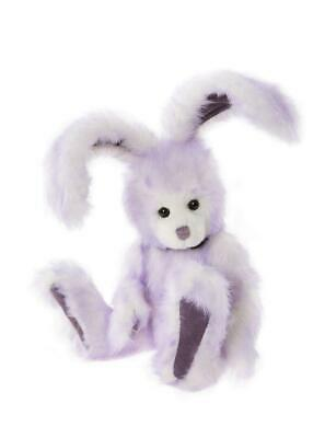 £42 • Buy Charlie Bears Emilia Bunny Rabbit - 12  White Purple Collectable 2021 Character