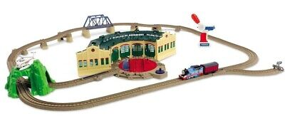 £118 • Buy Trackmaster Thomas At Tidmouth Sheds - Retired Collectible RC Set + 3 Other Sets