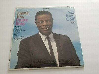 £7.18 • Buy NAT KING COLE - THANK YOU, PRETTY BABY LP ST2759 Magic Moment Unfair One Sun +