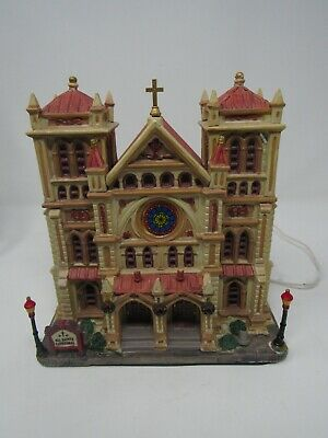 $ CDN54.59 • Buy Lemax Caddington Village All Saints Cathedral Lighted Exterior Building IN BOX