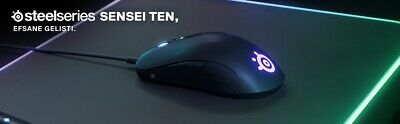 £92.73 • Buy 62527 SteelSeries SENSEI TEN :: 62527  (Mice & Pointing Devices > Mouse)