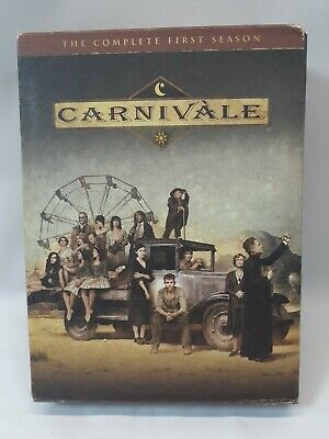 £10.55 • Buy Carnivale - The Complete First Season DVD - 2004  6-Disc Set Pristine Condition