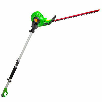 £74.99 • Buy BMC 450w Hedge Trimmer Long Reach Telescopic Pole With Rotating Head