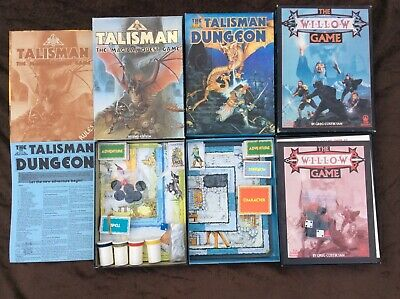 £99.99 • Buy Games Workshop Talisman-The Magical Quest Game 2nd Edition +Talisman Dungeon Sup