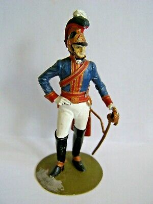 £10.88 • Buy Charles Chas Stadden Vintage - British Cavalry Dragoon Officer - Painted Figure