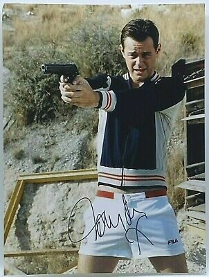 £75 • Buy Danny Dyer Signed Large 16x12 Photo THE BUSINESS AFTAL OnlineCOA