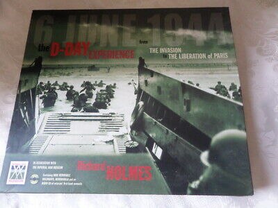 £7 • Buy THE D-DAY EXPERIENCE From THE INVASION To THE LIBERATION Of PARIS