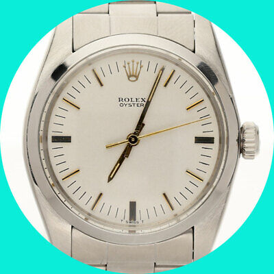 $ CDN3423.89 • Buy 1982 Vintage Rolex Oyster Precision #6426 Watch Stainless Steel Mechanical 34 MM