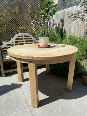 £135 • Buy Dining Table Hand Made Mango Wood,
