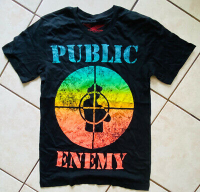 £7.07 • Buy PUBLIC ENEMY- Fight The Power Jamaica RAP T-Shirt Size Small NEW!!!